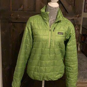 Patagonia 3/4 zip coat